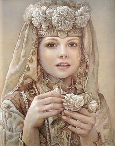 ImpressioniArtistiche: Maria Ilieva #painting #Art pls visit us https://www.facebook.com/skalapeter7 ♡