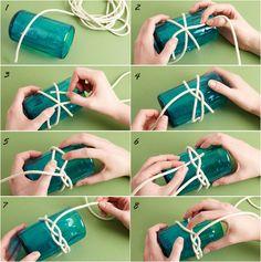 DIY bracelet- sailor's rope bracelet tutorial – Pandahall