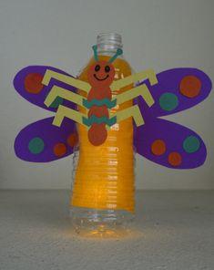 Activities: Lightning Bug Craft