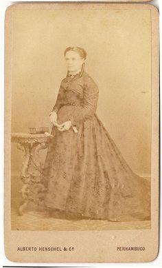 Frecheiras, 1º. Baronesa de; Francisca Dias dos Santos Pontual (LDPT-Y9Q),