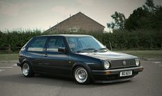 VW Golf Mk2 Volkswagen Golf Mk1, Golf 2, Custom Cars, Jdm, Old School, Vehicles, Awesome, Collection, Style