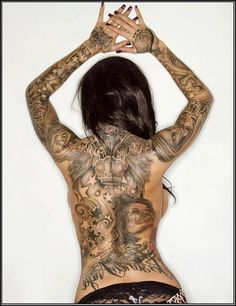 Tattoo Sleeves For Women Tumblr