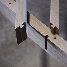 Some really nice joinery from Nathan Day #furnituremaker #austrailia #woodwork…