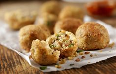 Croquetas de quinoa - Recetas con quinoa: la beneficiosa semilla de moda