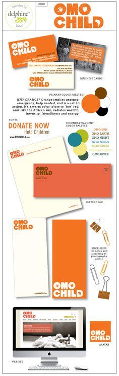 Logo and Identity for Children's Charity | Branding by Delphine » DELPHINE EPHEMERA — Wedding Invitations, Letterpress, and Graphic Design Studio