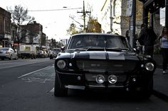 Go Baby Go, Ford Mustang Shelby GT 500 Eleanor
