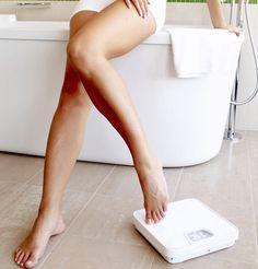 Femme balance régime