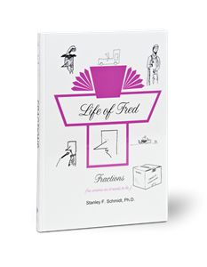 Life of Fred-Fractions is now available for RENT or purchase at Yellow House Book Rental. Best price!!