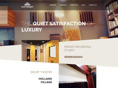 The Quiet Satisfaction of Luxury by Martin Halík