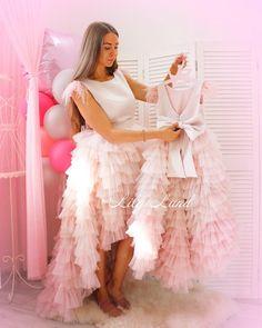 Birthday Girl Dress, Girls Party Dress, Birthday Dresses, Puffy Dresses, Blush Pink Dresses, Mom Dress, Baby Dress, Junior Bridesmaid Dresses, Wedding Dresses