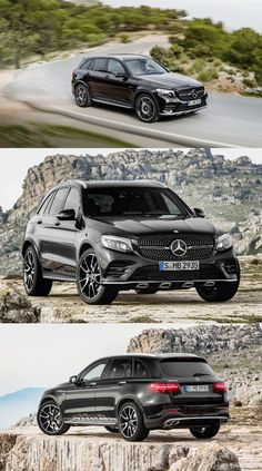 Mercedes-Benz GLC 43 AMG has been revealed just before its debut at the upcoming 2016 New York Motor Show, scheduled for March It has a maximum speed of 250 km/h. New Mercedes Suv, Mercedes Benz Models, Lamborghini, Ferrari, 4x4, Mercedez Benz, Lux Cars, Dream Cars, Super Cars