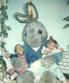 Who's Afraid of the Easter Bunny?
