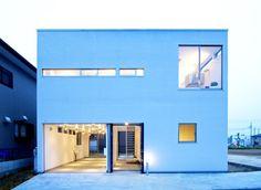 建築家WEB有限会社Kaデザイン|architect「 真岡のガレージハウス 」 |