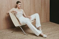Ease into summer with refined yet relaxed pieces that will transform your existing wardrobe with effortless options.
