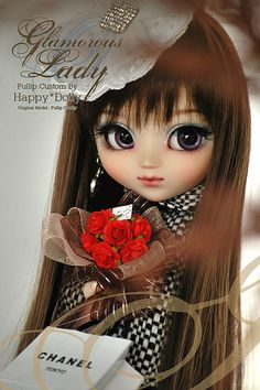 Glamorous Lady [Pullip Custom] | Flickr - Photo Sharing!
