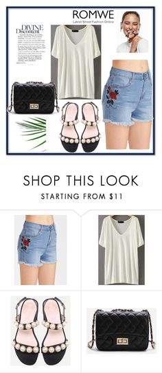 """""""ROMWE 14/4"""" by thefashion007 ❤ liked on Polyvore"""