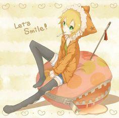 It's Lon, A Nico Nico Singer. c: SmileSmile~!