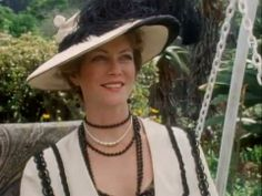 Jenny Seagrove as Lilly Langtree in Incident at Victoria Falls