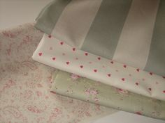 Beautiful fabrics from Peony and Sage