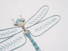 Anatomical Dragonfly