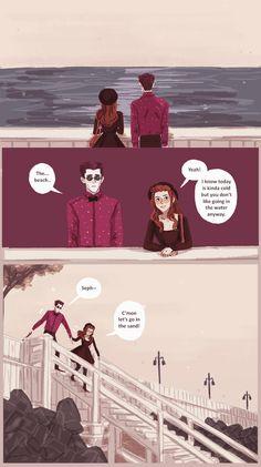 Hades' Holiday :: Part 2. Page 7 | Tapastic Comics - image 1