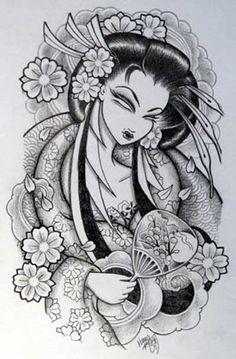 Dentro dos amantes da cultura nipônica, as tatuagens de gueixas tem um especial carinho. É muito complexo entender o conceito de Gueixa na cultura ocidental. Diferente de uma garota que faz programas, uma gueixa é uma entretedora de homens, além de fazer parte de uma casta cultural artística e espiritual. Se você gosta de Gueixas …