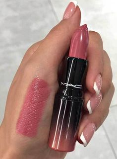 49 Amazing Mac Lipstick Colors That You Should Try - Hair and Beauty eye makeup . - 49 Amazing Mac Lipstick Colors That You Should Try – Hair and Beauty eye makeup Ideas To Try – - Mac Lipstick Shades, Mac Lipstick Colors, Mac Lipstick Swatches, Mac Lipsticks, Mac Matte Lipstick, Lipstick Art, Gloss Eyeshadow, Lip Gloss, Makeup Kit