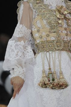 Frank Sorbier Couture S/S 2014