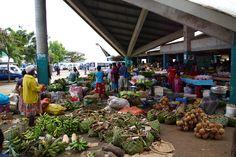 Markets, Port Vila, Vanuatu