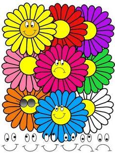 daisy clip art, molly tillyer clip art