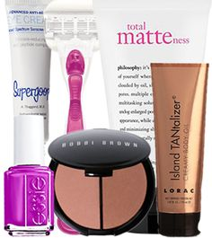 Summer Beauty Guide: 18 New Finds To Try Now - Daily Makeover
