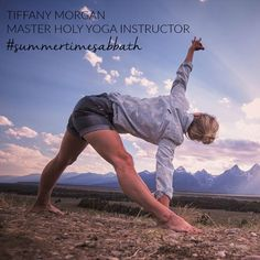 Hey Holy Yogis, I'm Tiffany Morgan, Master Holy Yoga instructor, part of your HY Leadership Team and writer on the devotional team. I live in Jackson Hole, Wyoming with my Husband, Daughter and a slew of dogs. I was created to Inspire Faith and spread laughter to all who are around me. God created my huge smile because smiling is my favorite!! I serve Holy Yoga at retreat each year, I have led a small group in leadership development and get to now write devotionals for HY. This Summer I'm…