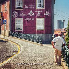 En Vila Nova de Gaia #Portugal  #travel #turismo