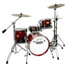 Juicy Cherry Fade Custom Classic Pro Birch Jazz Drum Set only $619.99 Shop #SiglerMusic