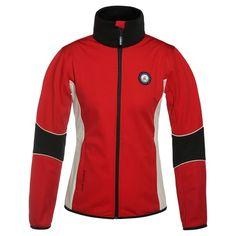 Kingsland Ladies Patricia Red Softshell Jacket