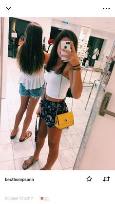 Fashion Trends – Designer Fashion Tips Cute Summer Outfits, Girly Outfits, Outfits For Teens, Spring Outfits, Trendy Outfits, Winter Outfits, Fashion Outfits, School Outfits, Women's Fashion