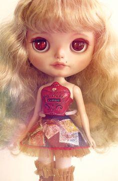 Love Letters by Karolin Felix Custom Blythe Doll
