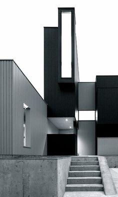 Design by Kouichi Kimura. Scape House, Shiga, Japan, 2014.