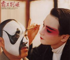Farewell My Concubine directed by Chen KaigeGorgeous, powerful movie