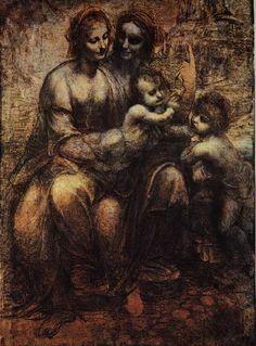 Amazing Drawing by Leonardo da Vinci