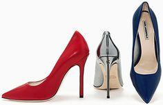 Karl Lagerfeld women's shoes.