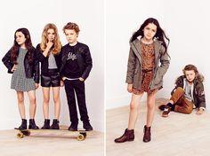 Esperanza Moya: Photography » Lefties Kids Campaign • Autumn 2014