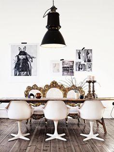 #Eclectic interiors www.sieconstructora.com