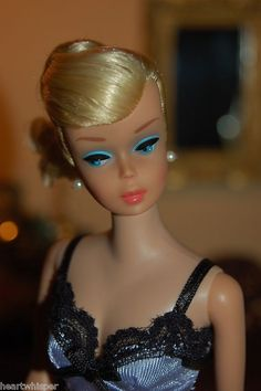 Ponytail Swirl Barbie