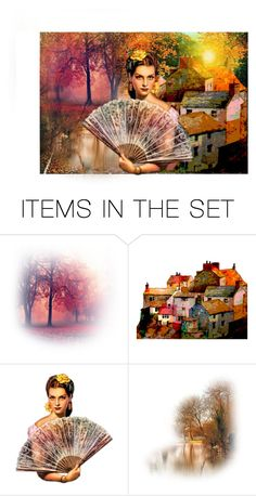 """""""Untitled #921"""" by thenycbaglady ❤ liked on Polyvore featuring art"""