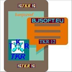 TKR Cég-eBook saját Személy / 1 Hét Linux, Banner, App, Store, Logos, Bible, Banner Stands, Larger, Logo