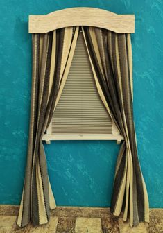 Bow Window cornice/Window Cornice Box/Cornice Window Treatments/Cornice board valance/Cornice board/Wood Cornice Board/ Valances & Cornices, Cornice Box, Wood Cornice, Window Cornices, Cornice Boards, Chair Design, Design Design, Wood Colors, Modern Chairs