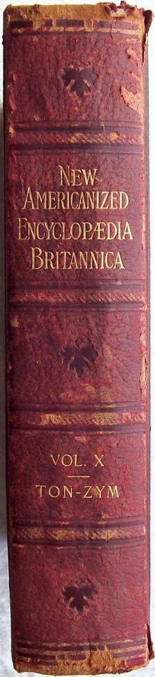 New Americanized Encyclopaedia Britannica