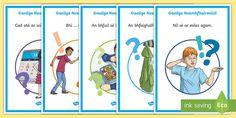 Informal Language (Neamhfhoirmiúil) and Class Display Posters - Gaeilge Class Displays, 5th Class, Vocabulary, How To Draw Hands, Language, Poster, Language Arts, Posters, Vocabulary Words
