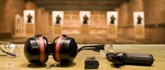 • Go to a shooting range.